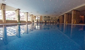 Ladies Relax Package at Saint Spas Hotel in Velingrad