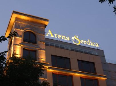 Arena di Serdica Facade