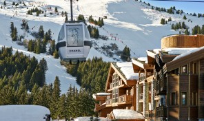 The Height of Luxury at L'Apogée Courchevel