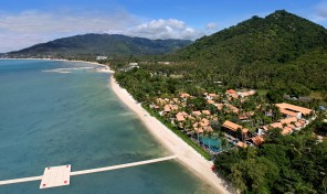 Thailand Vacation at Le Meridien Koh Samui Resort & Spa