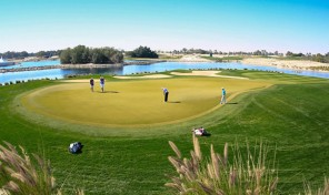 Golf Cruise Emirates and Arabian Gulf