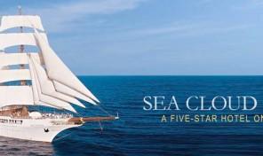 Riviera Golf Cruise aboard Sea Cloud II